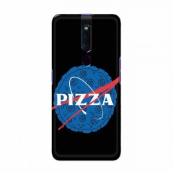 Buy Oppo F11 Pro Pizza Space Mobile Phone Covers Online at Craftingcrow.com