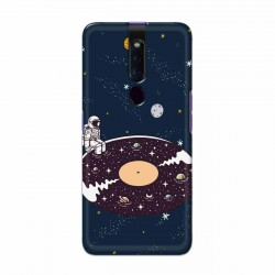 Buy Oppo F11 Pro Space DJ Mobile Phone Covers Online at Craftingcrow.com