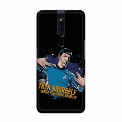 Buy Oppo F11 Pro Trek Yourslef Mobile Phone Covers Online at Craftingcrow.com