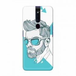 Buy Oppo F11 Pro Kohli Mobile Phone Covers Online at Craftingcrow.com