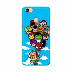 Buy Oppo F5 Excelsior Mobile Phone Covers Online at Craftingcrow.com