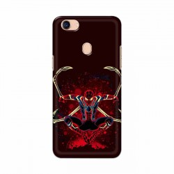 Buy Oppo F5 Iron Spider Mobile Phone Covers Online at Craftingcrow.com