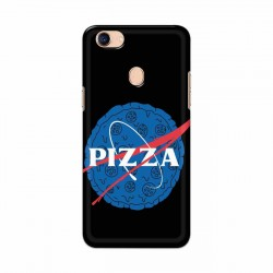 Buy Oppo F5 Pizza Space Mobile Phone Covers Online at Craftingcrow.com