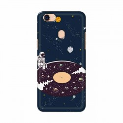 Buy Oppo F5 Space DJ Mobile Phone Covers Online at Craftingcrow.com