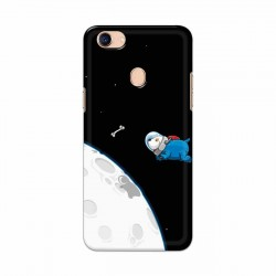 Buy Oppo F5 Space Doggy Mobile Phone Covers Online at Craftingcrow.com