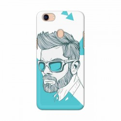 Buy Oppo F5 Kohli Mobile Phone Covers Online at Craftingcrow.com