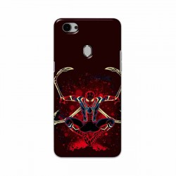 Buy Oppo F7 Iron Spider Mobile Phone Covers Online at Craftingcrow.com