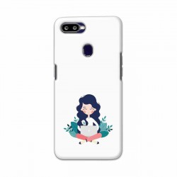 Buy Oppo F9 Busy Lady Mobile Phone Covers Online at Craftingcrow.com