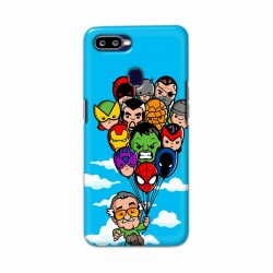 Buy Oppo F9 Excelsior Mobile Phone Covers Online at Craftingcrow.com