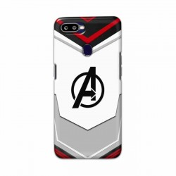 Buy Oppo F9 Quantum Suit Mobile Phone Covers Online at Craftingcrow.com