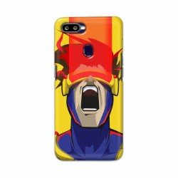 Buy Oppo F9 The One eyed Mobile Phone Covers Online at Craftingcrow.com