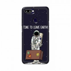 Buy Oppo F9 Time to Leave Earth Mobile Phone Covers Online at Craftingcrow.com