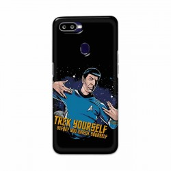Buy Oppo F9 Trek Yourslef Mobile Phone Covers Online at Craftingcrow.com