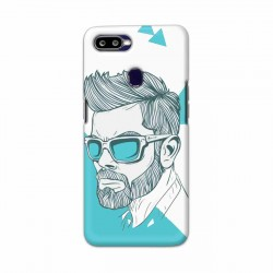 Buy Oppo F9 Kohli Mobile Phone Covers Online at Craftingcrow.com