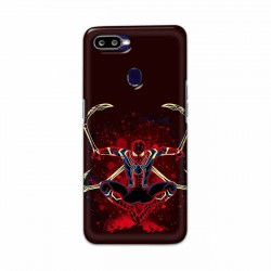 Buy Oppo F9 Pro Iron Spider Mobile Phone Covers Online at Craftingcrow.com