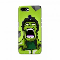 Buy Oppo F9 Pro Rage Hulk Mobile Phone Covers Online at Craftingcrow.com