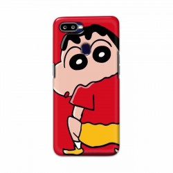 Buy Oppo F9 Pro Shin Chan Mobile Phone Covers Online at Craftingcrow.com