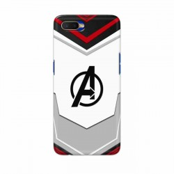 Buy Oppo K1 Quantum Suit Mobile Phone Covers Online at Craftingcrow.com