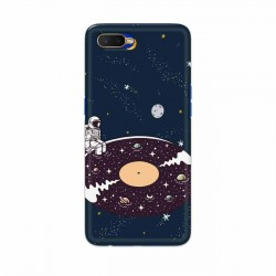 Buy Oppo K1 Space DJ Mobile Phone Covers Online at Craftingcrow.com