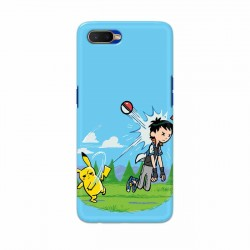 Buy Oppo K1 Knockout Mobile Phone Covers Online at Craftingcrow.com