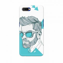 Buy Oppo K1 Kohli Mobile Phone Covers Online at Craftingcrow.com