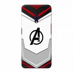 Buy Oppo K3 Quantum Suit Mobile Phone Covers Online at Craftingcrow.com