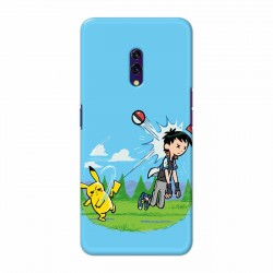 Buy Oppo K3 Knockout Mobile Phone Covers Online at Craftingcrow.com