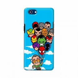 Buy Oppo Realme 1 Excelsior Mobile Phone Covers Online at Craftingcrow.com