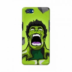 Buy Oppo Realme 1 Rage Hulk Mobile Phone Covers Online at Craftingcrow.com