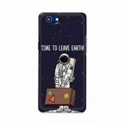Buy Oppo Realme 1 Time to Leave Earth Mobile Phone Covers Online at Craftingcrow.com