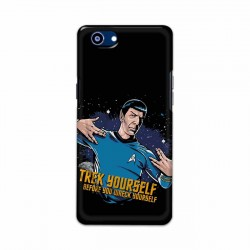 Buy Oppo Realme 1 Trek Yourslef Mobile Phone Covers Online at Craftingcrow.com