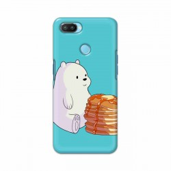 Buy Oppo Realme 2 Pro Bear and Pan Cakes Mobile Phone Covers Online at Craftingcrow.com