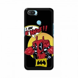 Buy Oppo Realme 2 Pro I am the Knight Mobile Phone Covers Online at Craftingcrow.com