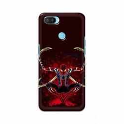 Buy Oppo Realme 2 Pro Iron Spider Mobile Phone Covers Online at Craftingcrow.com