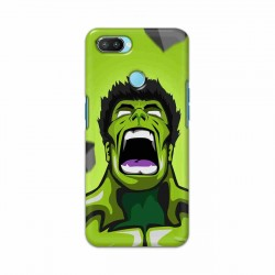 Buy Oppo Realme 2 Pro Rage Hulk Mobile Phone Covers Online at Craftingcrow.com