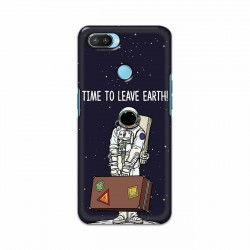 Buy Oppo Realme 2 Pro Time to Leave Earth Mobile Phone Covers Online at Craftingcrow.com