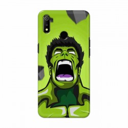 Buy Oppo Realme 3 Rage Hulk Mobile Phone Covers Online at Craftingcrow.com