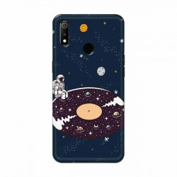 Buy Oppo Realme 3 Space DJ Mobile Phone Covers Online at Craftingcrow.com