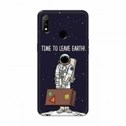 Buy Oppo Realme 3 Time to Leave Earth Mobile Phone Covers Online at Craftingcrow.com