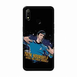 Buy Oppo Realme 3 Trek Yourslef Mobile Phone Covers Online at Craftingcrow.com
