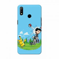Buy Oppo Realme 3 Knockout Mobile Phone Covers Online at Craftingcrow.com