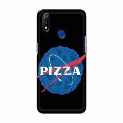 Buy Oppo Realme 3 Pro Pizza Space Mobile Phone Covers Online at Craftingcrow.com