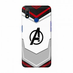 Buy Oppo Realme 3 Pro Quantum Suit Mobile Phone Covers Online at Craftingcrow.com