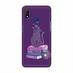 Buy Oppo Realme 3 Pro Spells Cats Mobile Phone Covers Online at Craftingcrow.com