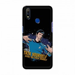 Buy Oppo Realme 3 Pro Trek Yourslef Mobile Phone Covers Online at Craftingcrow.com