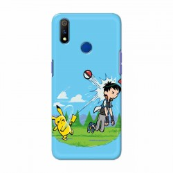 Buy Oppo Realme 3 Pro Knockout Mobile Phone Covers Online at Craftingcrow.com