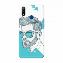 Buy Oppo Realme 3 Pro Kohli Mobile Phone Covers Online at Craftingcrow.com