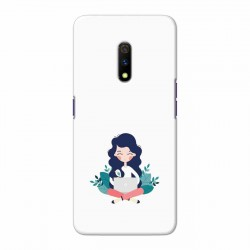 Buy Oppo Realme X Busy Lady Mobile Phone Covers Online at Craftingcrow.com