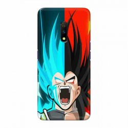 Buy Oppo Realme X Rage DBZ Mobile Phone Covers Online at Craftingcrow.com