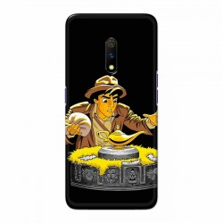 Buy Oppo Realme X Raiders of Lost Lamp Mobile Phone Covers Online at Craftingcrow.com